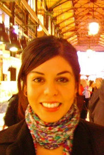Cynthia English and Culture student cropped
